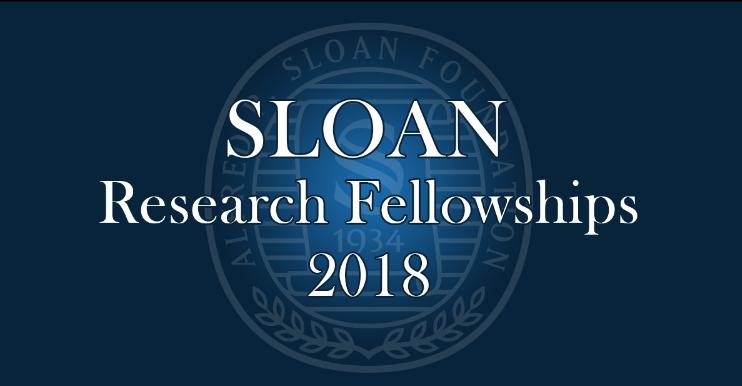 Alfred P. Sloan Fellow